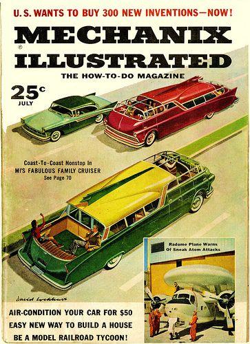 The Proto-RV   1957.   Paul Malon   Flickr