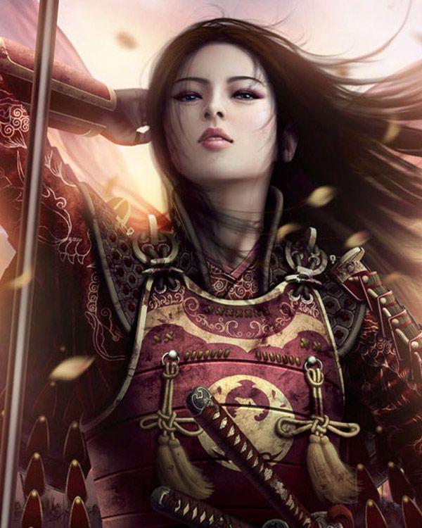 The Fantasy Art Of Raynkazuya | Fantasy Inspiration