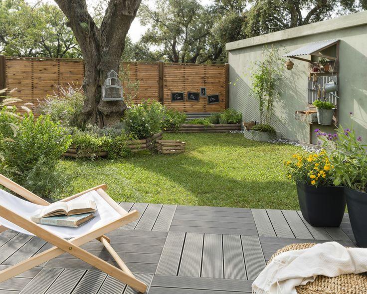 247 best images about jardin on pinterest coins terrace - Porches leroy merlin ...