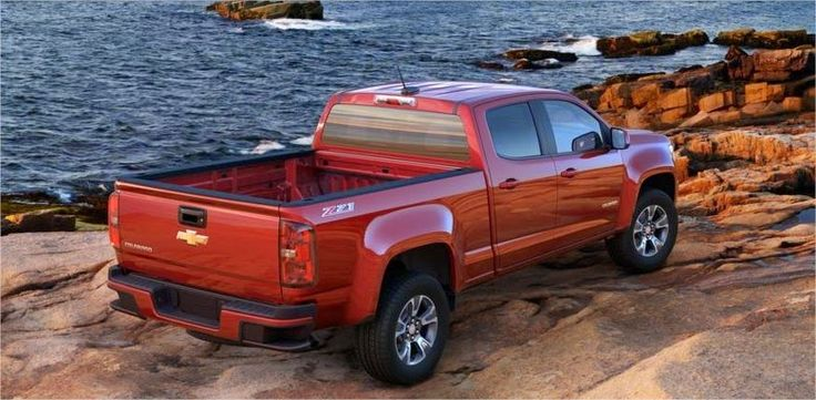 2016 chevy colorado review
