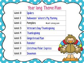 Mrs Jump's class: Year Long Plan