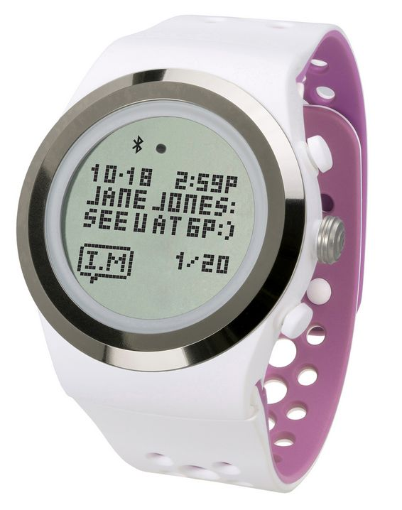 Lifetrak R450 Brite Fitness Monitor (White Orchid) I LOVE MINE!