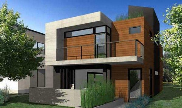 Casas modernas buscar con google arquitectura for Arquitectura moderna casas pequenas