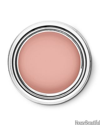 Valspar Salmon Run paint color. Has a chalky gray undertone. Very pretty. Or my bedroom?