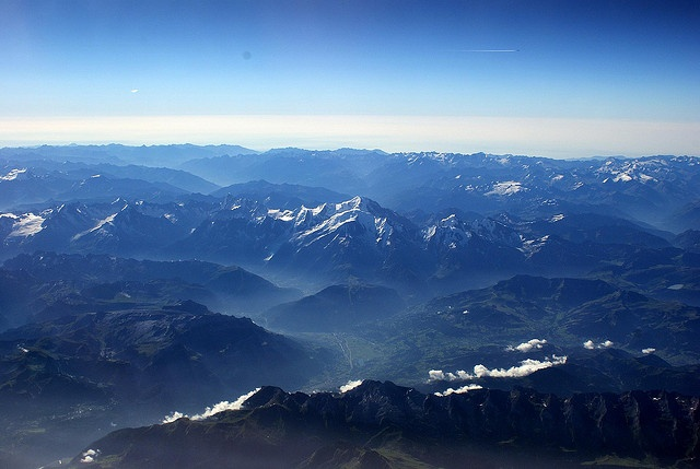 Alps by Rchard, via Flickr