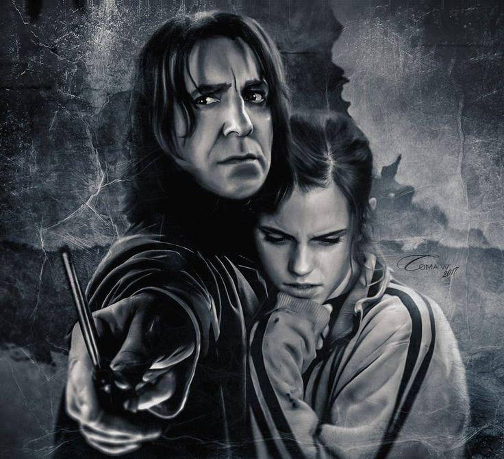 Snape Und Hermine