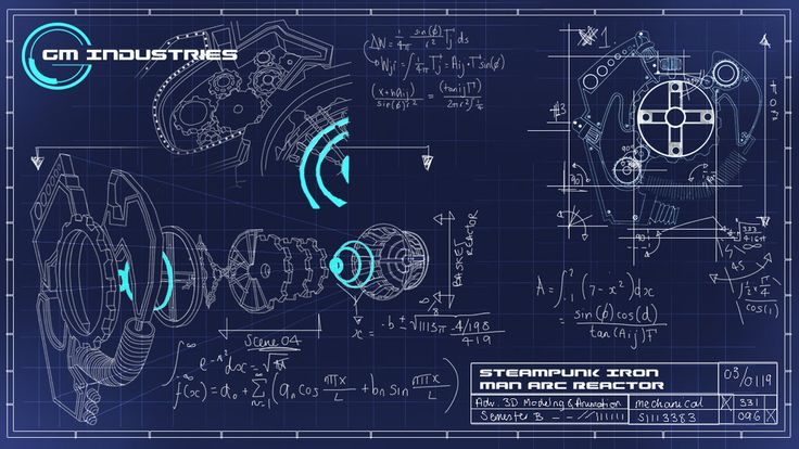 http://www.deviantart.com/art/steampunk-mock-blueprints ...