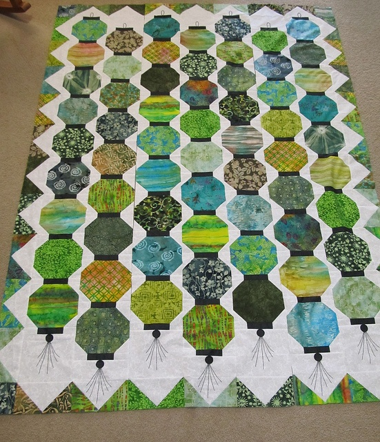 44 best Lantern Quilts images on Pinterest | Quilt patterns, Lamps ... : chinese quilt patterns - Adamdwight.com