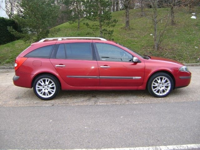 Car 24 another Renault Laguna this time a 1.9 Touring Diesel loved this one until the turbo went.