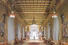 Peles kastély, A maura terem, Fotó: Ion Voicu
