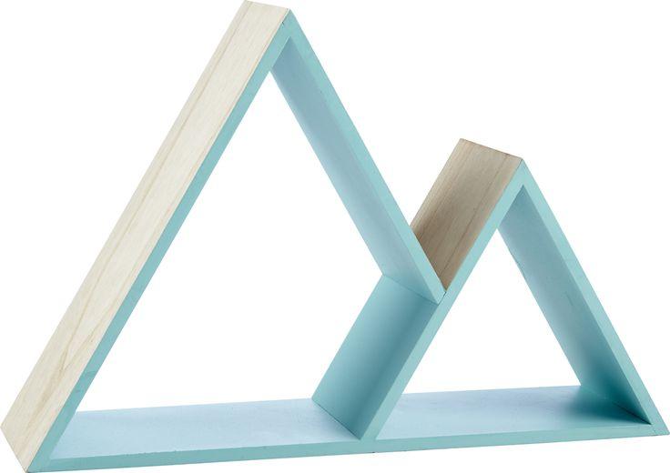 Kodin1 - ANNO seinähylly kulmikas 45x12,7x30   Hyllyt, lipastot ja kaapit