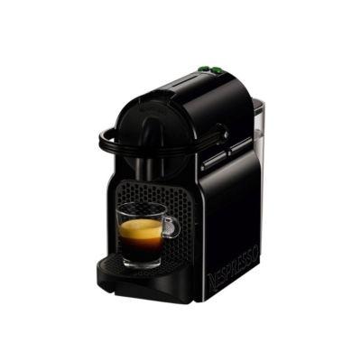 Electroménager - Petit Déjeuner - Cafetières & Expressos - Expresso à capsule MAGIMIX 11350 Nespresso Inissia Noir