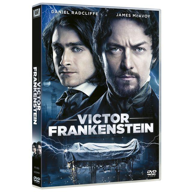 Victor Frankenstein Dvd James Mcavoy Ver Peliculas En Linea Ver Peliculas