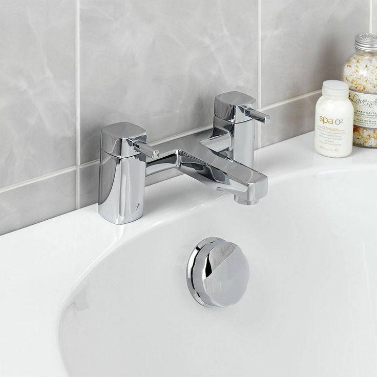 Osca Bath Mixer Tap   VictoriaPlum.com