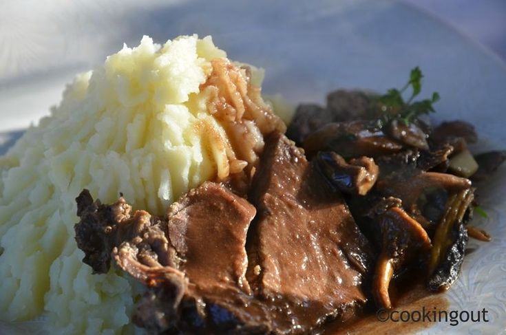 17 best images about gibiers on pinterest venison belle and red wine sauces - Marinade pour gibier ...