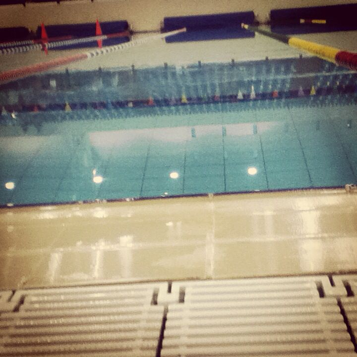 Olympic pool.