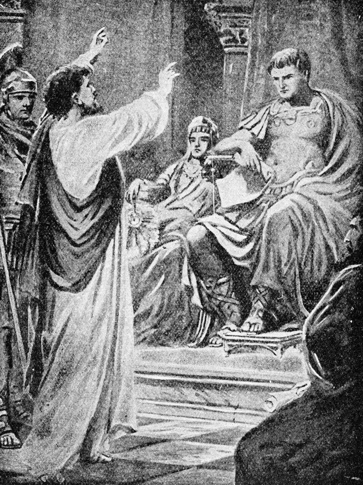 The apostle paul bible study