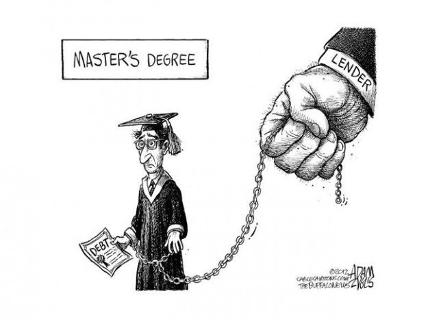 what is the true significance of having a college degree The true purpose of college and higher education dung nguyen  rather, students care much more about getting an a and graduating with their degree on time the.
