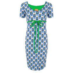 Afbeeldingsresultaat voor halsoverkop kauwgomballen jurk