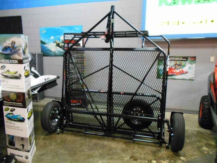 New 2016 Kendon Stand-Up Utility Trailer Off Road AT ATVs For Sale in California. 2016 Kendon Stand-Up Utility Trailer Off Road ATV Trailers, 2016 Kendon Stand-Up Utility Trailer Off Road ATV Trailers Big and beefy and ready for action, the Folding Stand-Up Utility Trailer works as both a powersports trailer for your ATVs, UTVs, and Side x Sides, and as a general-purpose utility trailer with its large 6 ft. x 8 ft. expanded metal deck. And in true Kendon style, it folds up and stands up for…