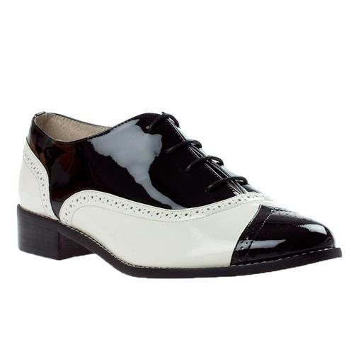 Белые мужские классические туфли