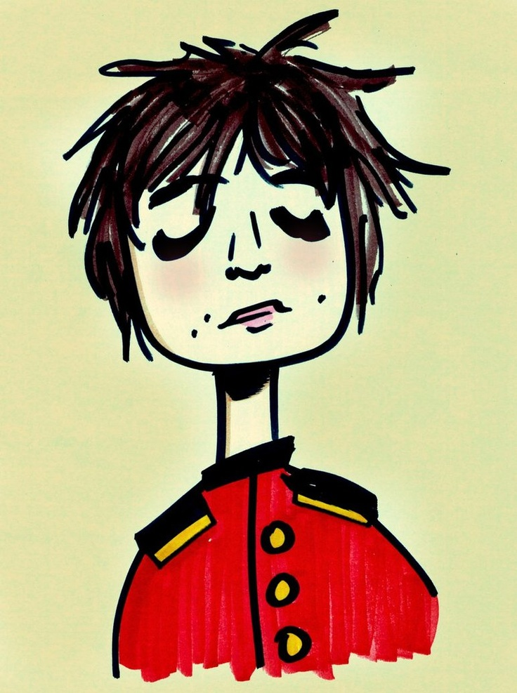 Pete Doherty (by glitter-cup)
