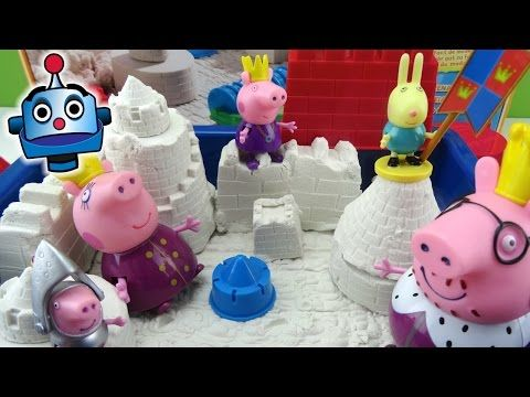 Ben y Holly Pack de 5 Figuras coleccionables Ben & Holly Little Kingdom - Juguetes de Ben y Holly - YouTube