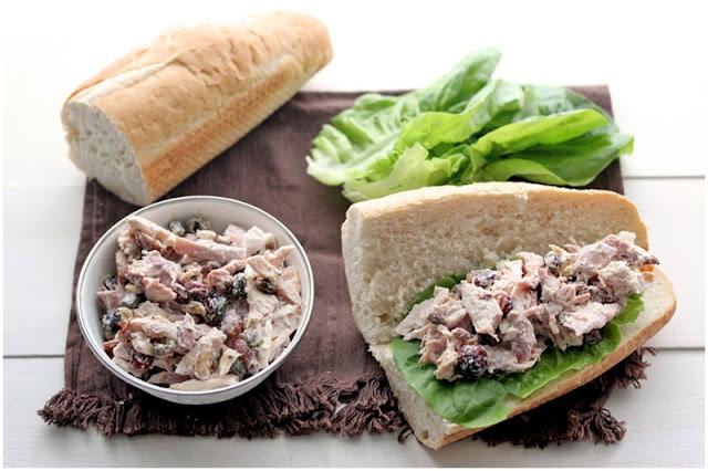 Chicken salad sandwich | Stuff to eat | Pinterest