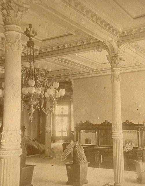 https://flic.kr/p/6ifyDo | Baldwin Hotel entrance SF CA 1880's