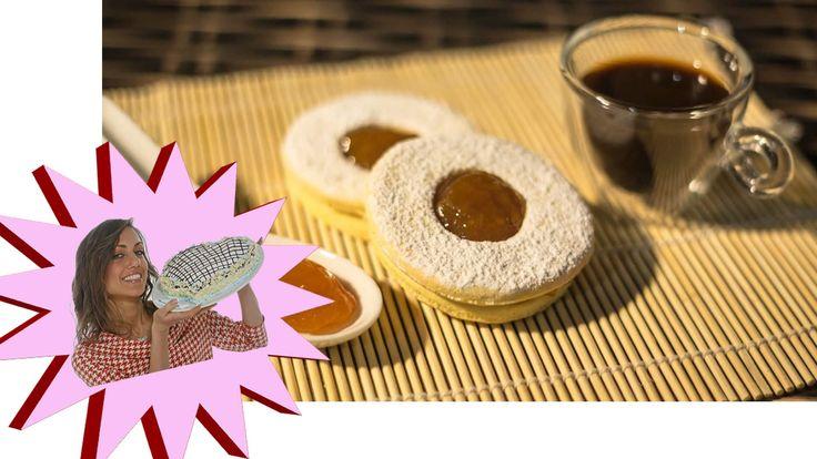 Biscotti Occhio di Bue - Leggeri con Poco Burro