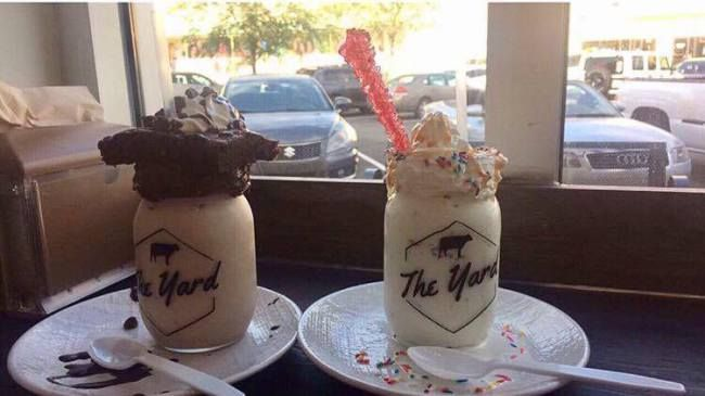 The Yard Milkshake Bar in Gulf Shores is Now Open | WKRG