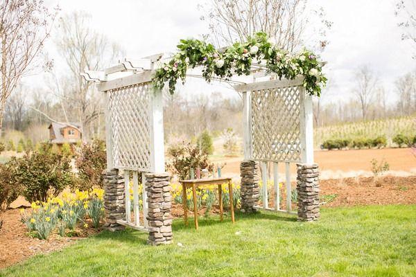 Trellis Outdoor Wedding Ceremonies: 788 Best Images About Wedding Ceremony Decor On Pinterest