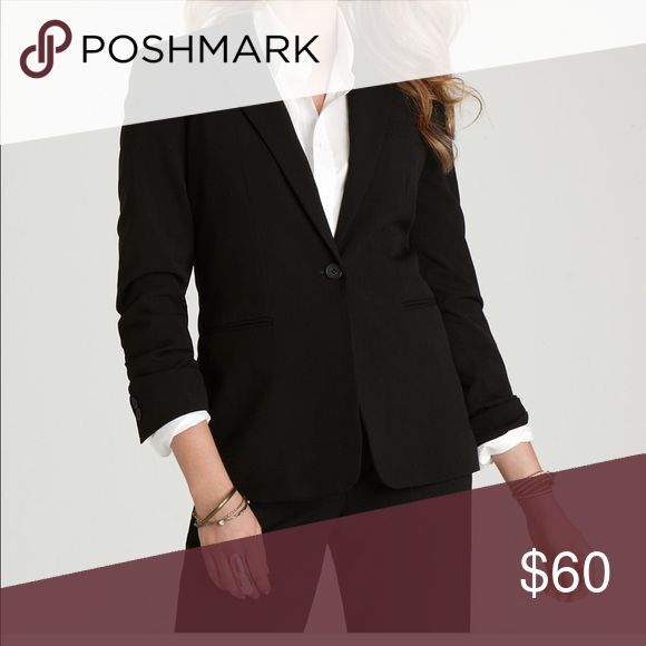 Calvin Klein women's fitted suit
