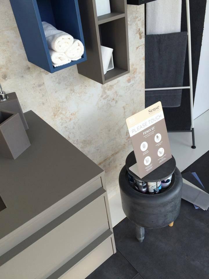 Esposizione di Sense a Manta, Piemonte.  #arredobagno #bagno #mobili #arredo #design #bathroom #modern