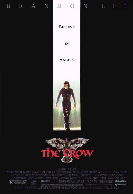 The Crow (Amazon Prime)