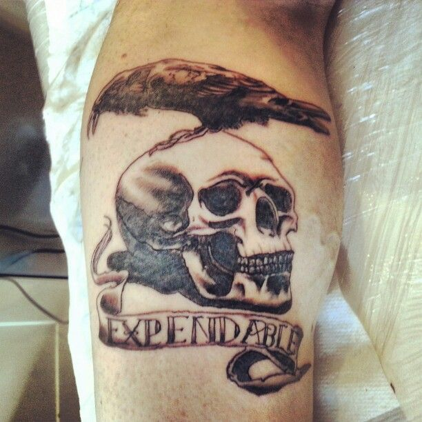 Expendables Tattoo Wallpaper Expendable Tattoo Drawing By: 112 Best Tattoo Portfolio Images On Pinterest