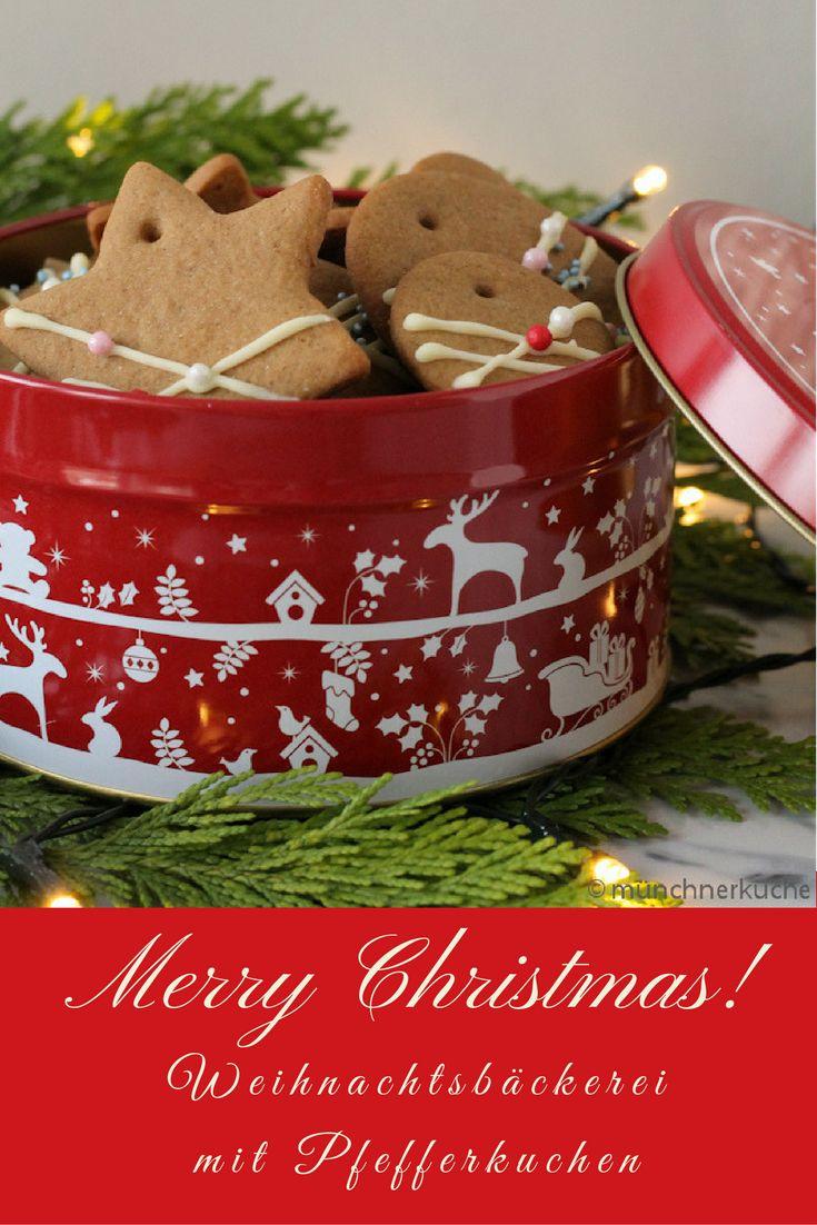 Pfefferkuchen oder auch in Norwegen als Pepparkakor bekannt. Mit Loch und hübsch verziert kann man sie nicht nur essen, sondern kann sie an einem Faden auch als Christbaumdeko verwenden.