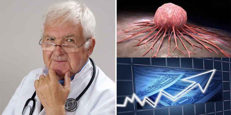 Szokująca prawda o nowotworach! Nowotwór to nie jest choroba, lecz bardzo dochodowy biznes! Każdy ma wybór, tylko dlaczego tyle on kosztuje?