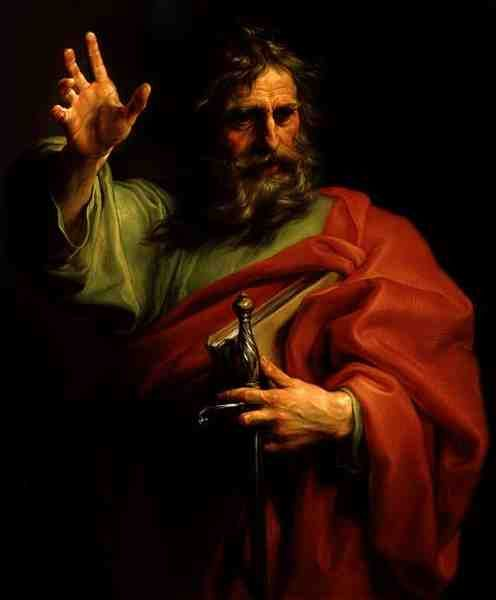"Saul of Tarsus, Paul the Apostle.  ""Acts"" is my favourite book of the Bible by far."