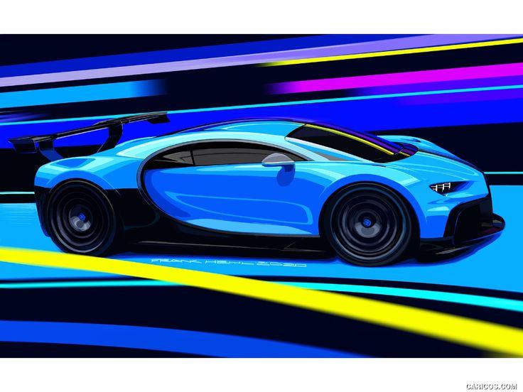 2021 Bugatti Chiron Pur Sport in 2020 Bugatti chiron