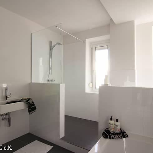 20 best Duschen aus Glas images on Pinterest Bar cart, Health - folie für badezimmerfenster