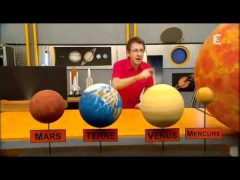 C'est pas sorcier Le systeme solaire 1 et bien plus encore