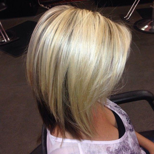 Best 25+ Dark underneath hair ideas on Pinterest | Blonde hair underneath brown hair Hair color ...