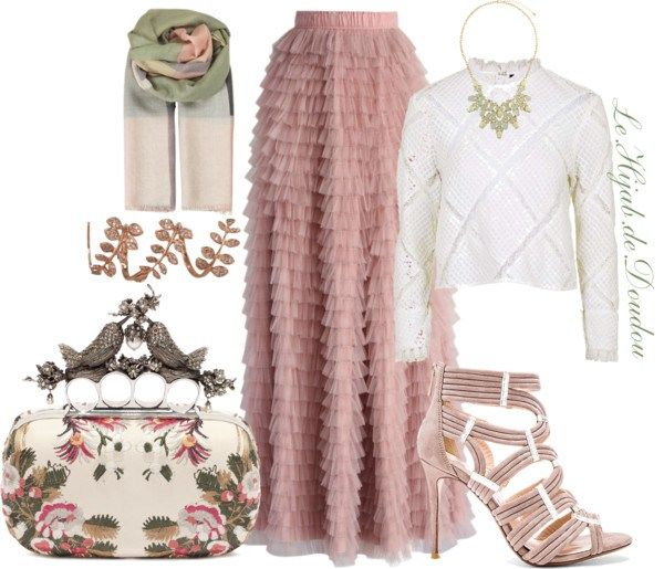 Hijab Outfit  Check out our amazing collection of hijabs at  http://www.lissomecollection.co.uk/