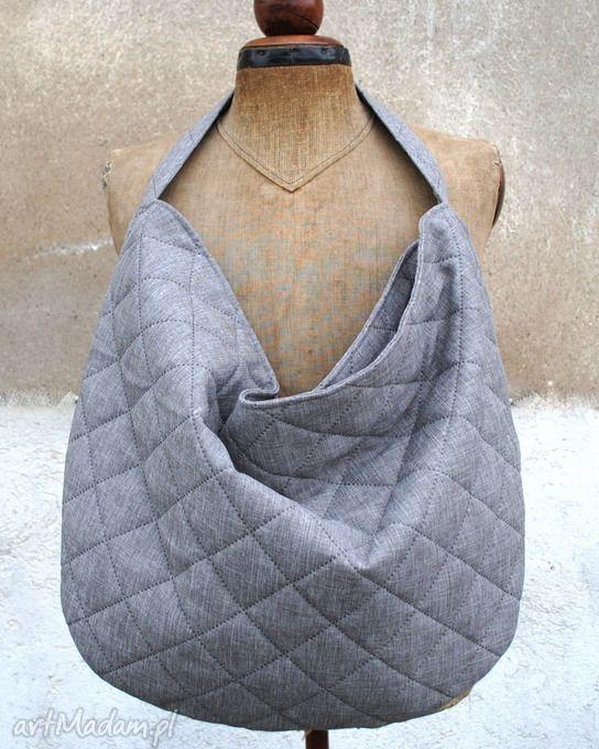 • Hand Made torebki - hobo xxl na ramię sir elton