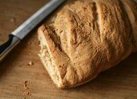 Easy Oat Bread