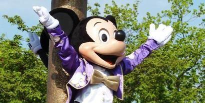 Disneyland Paris viert haar 25e verjaardag met spectaculaire acties!
