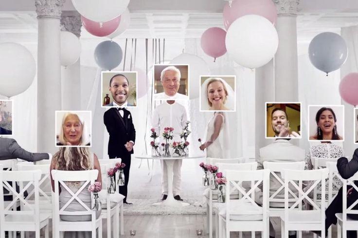 Ikea wants to host your wedding – online
