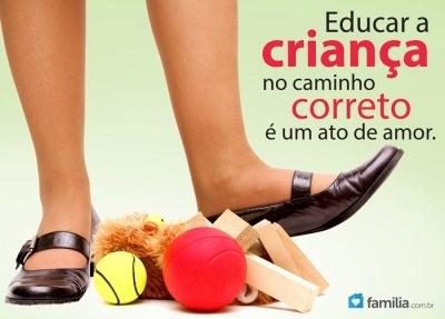 Familia.com.br | Limites - Aprenda como ser consistente na educação de seus filhos.