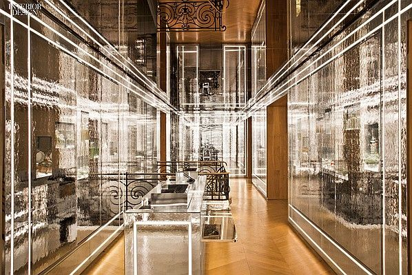 To secure my love for retail, perfume and Paris: Guerlain Gets an Update by Peter Marino via @Open Design by Penelope